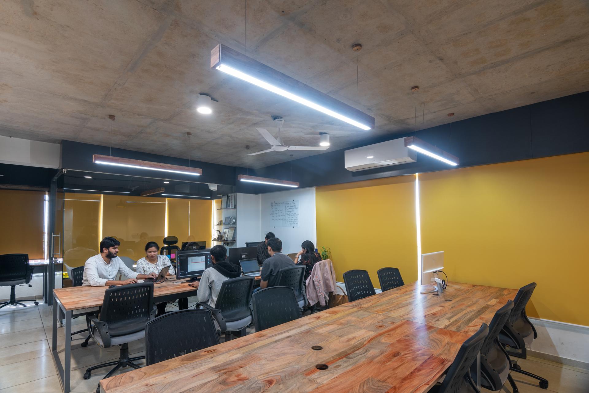 Phoenix-CoWorking Space-Open Dedicated Desk