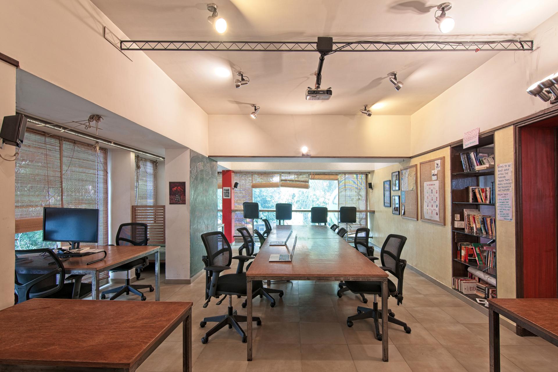 WorkingCo-CoWorking-Flexi Desk