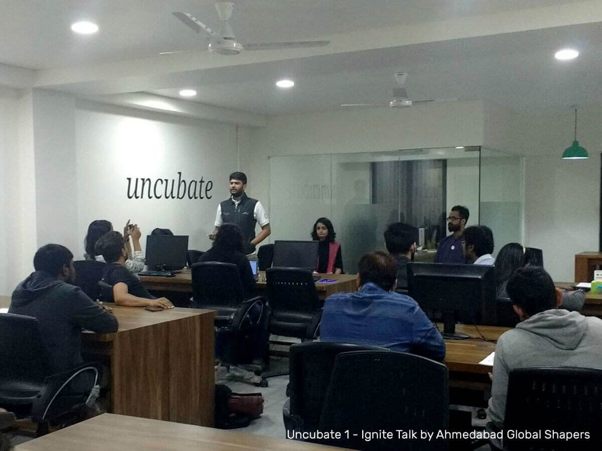 Ignite-Talk-by-Ahmedabad-Global-Shapers-at-Uncubate-1-CoWorking-Ahmedabad
